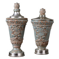 Uttermost Deniz Set of 2 Urns 19775