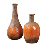 Uttermost Kadam Set of 2 Vases 19825