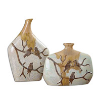 Uttermost Pajaro Set of 2 Vases 19843