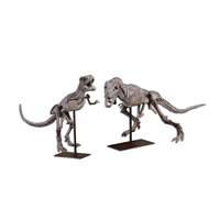 Uttermost T-Rex Set of 2 Sculptures 19854