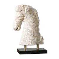 Uttermost Coral Horse Sculpture 19877