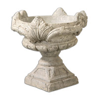 Uttermost Elske Planter in Aged Stone 19902