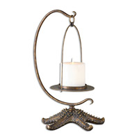 Uttermost 19934 Starfish 19 X 11 inch Candleholder thumb