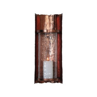 Goffredo 9 inch Antique Copper Wall Sconce Wall Light