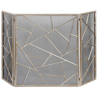 Uttermost 20072 Armino 51 X 30 inch Fireplace Screen