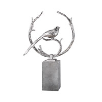 Rosana Silver Sculpture, Bird