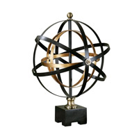 Uttermost Rondure Sculpture in Oil Rubbed Bronze/French Gold 20167