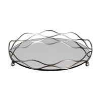 Uttermost Rachele Tray in Silver 20177
