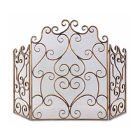 Uttermost Kora Fireplace Screen 20467