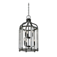Uttermost Chatsworth 6 Light Lantern in Bronze 21262