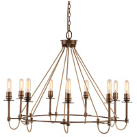 Lyndhurst 9 Light 38 inch Oil Rubbed Bronze Chandelier Ceiling Light