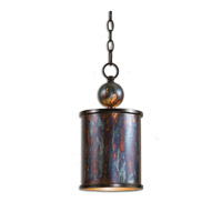 Uttermost Albiano 1 Lt Mini Pendant in Oxidized Bronze 21920