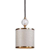 Uttermost Dueville 1 Light Mini Pendant 22002