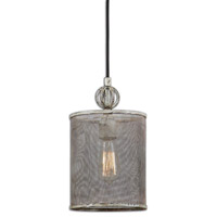 Uttermost 22003 Pontoise 1 Light 8 inch Mini Pendant Ceiling Light