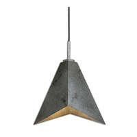 Uttermost Flint 1 Light Pendant 22015