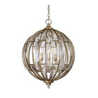 Uttermost 22031 Vicentina 6 Light 22 inch Pendant Ceiling Light