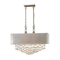 Uttermost 22033 Santina 2 Light 30 inch Pendant Ceiling Light