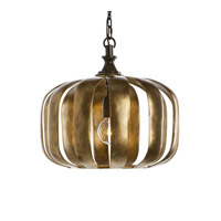 Zucca 1 Light 17 inch Dark Bronze Pendant Ceiling Light