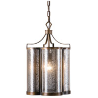 Uttermost 22061 Croydon 1 Light 13 inch Golden Oil Rubbed Bronze Pendant Ceiling Light