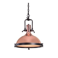 Bingham 1 Light 16 inch Bronze Pendant Ceiling Light