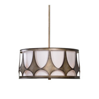 Ingevald 4 Light 20 inch Argento Pendant Ceiling Light