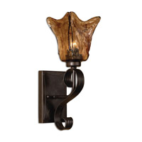 Uttermost 22402 Vetraio 1 Light 6 inch Oil Rubbed Bronze Wall Sconce Wall Light