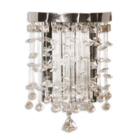 Uttermost Fascination Wall Sconce in Chrome 22445