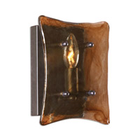 Uttermost 22475 Vetraio II 1 Light 7 inch Oil Rubbed Bronze Wall Sconce Wall Light thumb