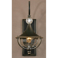 Uttermost Orleon 1 Light Wall Sconce in Oil Rubbed Bronze 22488 thumb