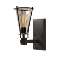 Uttermost Frisco 1 Light Wall Sconce in Rustic 22492