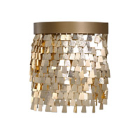 Tillie 1 Light 8 inch Matte Gold Wall Sconce Wall Light