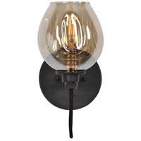 Fritz 1 Light 6 inch Manhattan Wall Sconce Wall Light