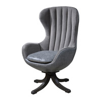 Uttermost 23121 Linford Swivel Chair photo thumbnail