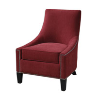 Kina Armless Chair Home Decor