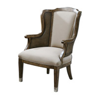 Uttermost Nessa Wing Chair 23157