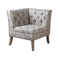 Uttermost Meliso Corner Chair 23167