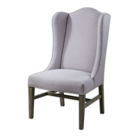Uttermost Aleela Wing Chair in Linen 23182