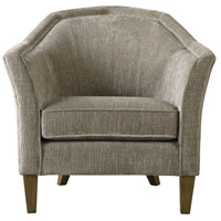 Luca Multi Cream Hues Accent Chair Home Decor
