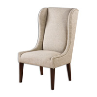 Uttermost Kriston Armless Chair 23214