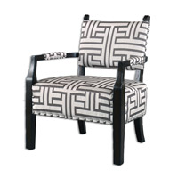 Uttermost Terica Accent Chair in Wood 23217