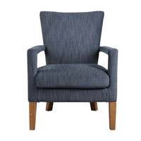 Uttermost Wallis Armchair in Soft Blue 23334