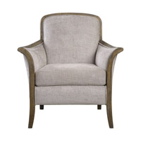 Brittoney Taupe Arm Chair Home Decor, Matthew Williams