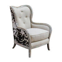Uttermost 23611 Chalina Armchair Home Decor