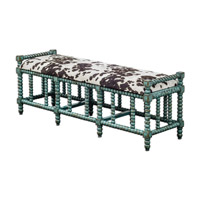 Uttermost Chahna Cushioned Bench 23614