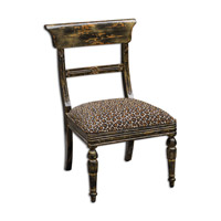 Uttermost 23632 Tambra Leopard Print Accent Chair thumb
