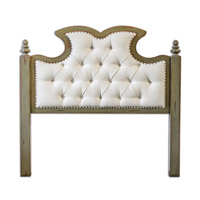 Uttermost Radcliff King Headboard in Ivory 23701