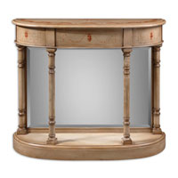 Uttermost Ilario Console Table in Hand Painted Ivory 24167 photo thumbnail