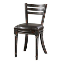 Uttermost Eliska Bistro Chair Set of 2 in Crafted Of Solid Poplar 24195 photo thumbnail