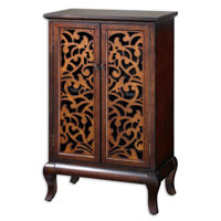 Uttermost Aviva Door Chest 24213 photo thumbnail