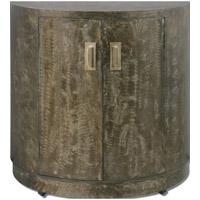Uttermost Cesano Console Cabinet in Rustic Bronze 24261